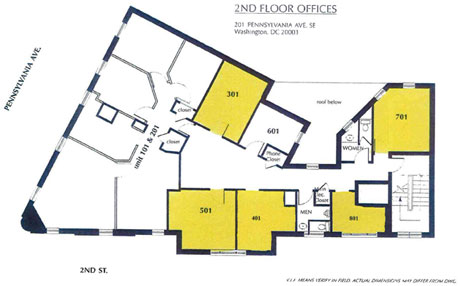 201-Penn-Ave | Capitol Hill Offices