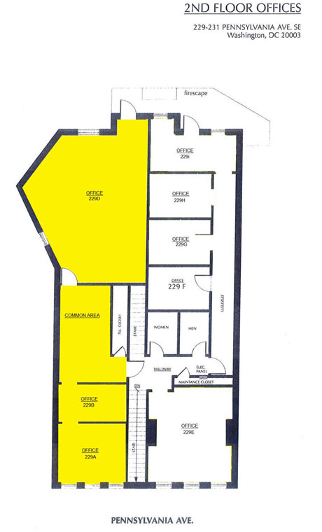 229-5-PennAve | Capitol Hill Offices