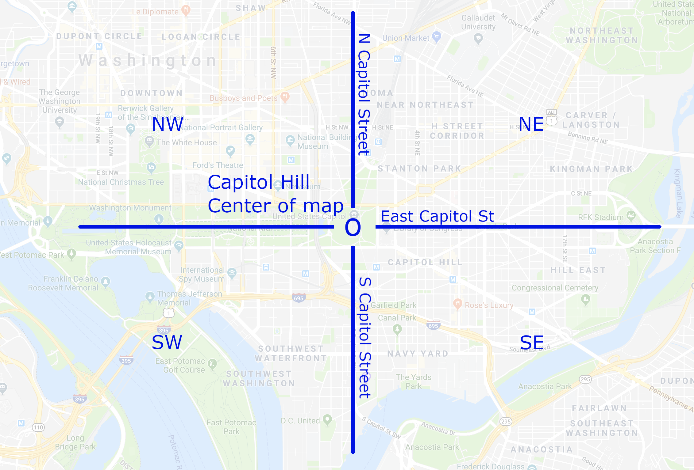 navigating dc – 1 | Capitol Hill Offices