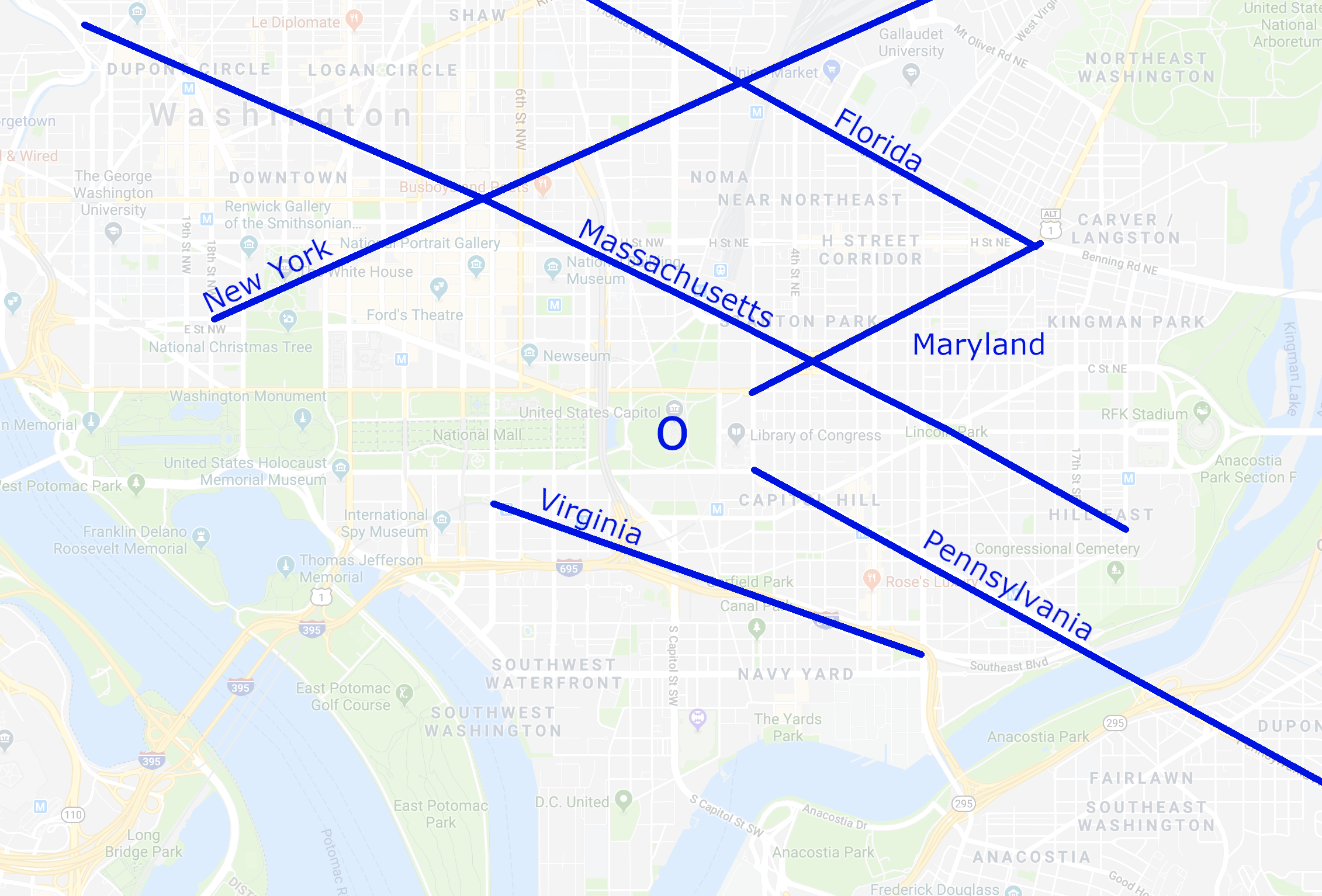 navigating dc – 4 | Capitol Hill Offices